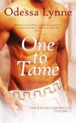 Book cover for One to Tame (R'H'ani Chronicles, 11)