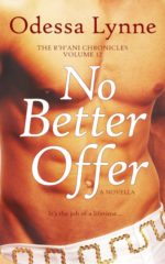 Book cover image for No Better Offer (R'H'ani Chronicles, 12)