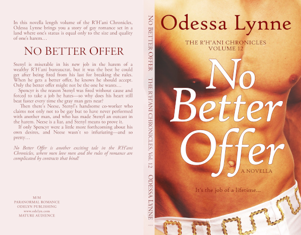 No Better Offer Paperback Cover