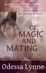 Of Magic and Mating book cover