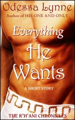 Everything He Wants by Odessa Lynne