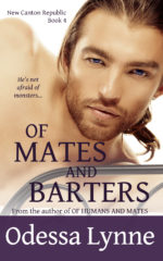 Of Mates and Barters (New Canton Republic #4)