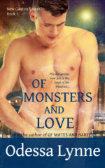 Of Monsters and Love (New Canton Republic, #5)