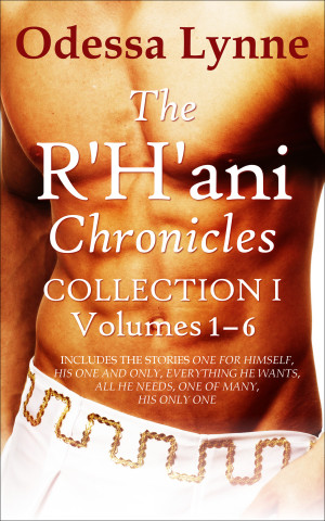 The R'H'ani Chronicles Collection 1 Volumes 1–6