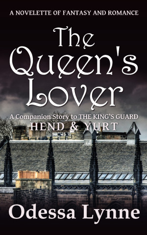 The Queen's Lover (A Novelette of Fantasy and Romance)