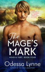 The Mage's Mark (Hend & Yurt, Book 4)