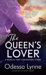 The Queen's Lover (Hend & Yurt # 3)
