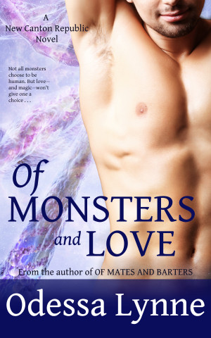 Of Monsters and Love book cover