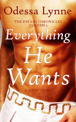 Book cover image for Everything He Wants (R'H'ani Chronicles, 3)