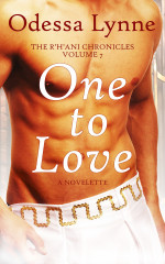 Book cover image for One to Love (R'H'ani Chronicles, 7)